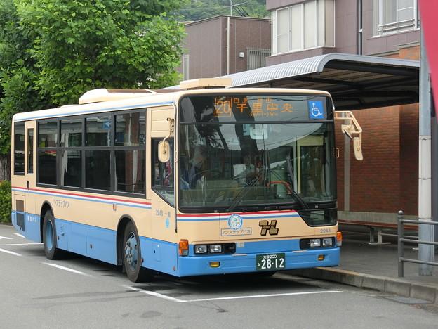 Photos: 阪急バス-035