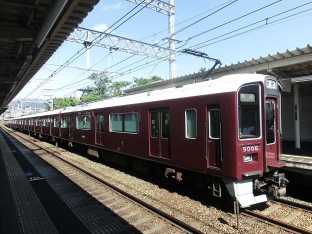 Photos: 阪急:9000系(9006F)-04