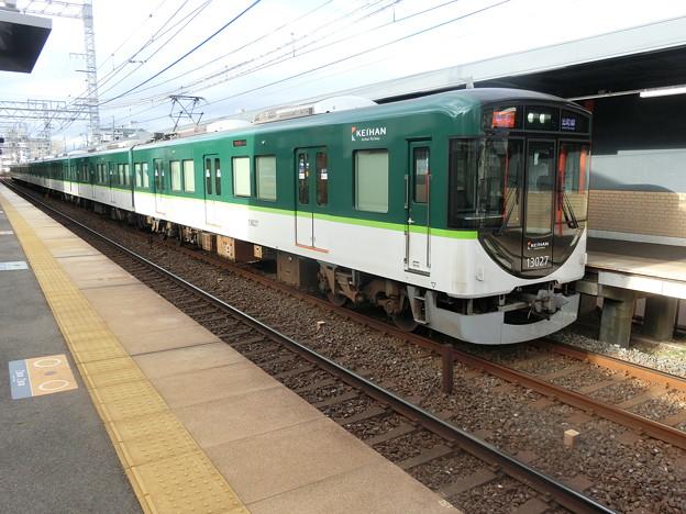 Photos: 京阪:13000系(13027F)-03