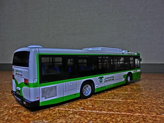 1/32 バス: 日野ブルーリボン(神戸市交通局)-03