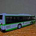 Photos: 1/32 バス: 日野ブルーリボン(神戸市交通局)-03