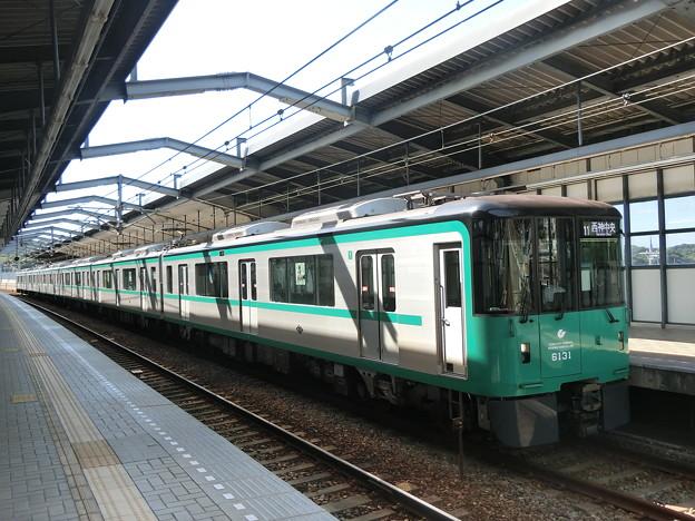 神戸市交通局6000形(6131F)-01