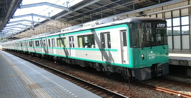 神戸市交通局6000形(6132F)-01