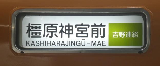 近鉄12200系:橿原神宮前 吉野連絡