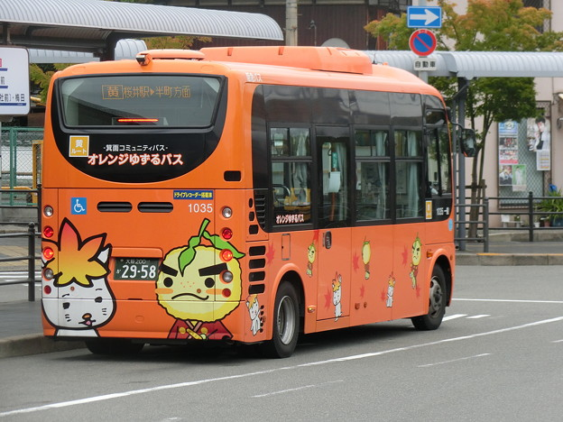 箕面市コミュニティバス-01