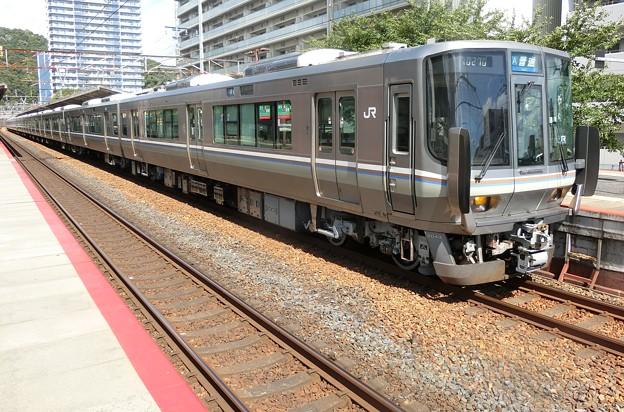 JR西日本:223系(J001・J005)-01