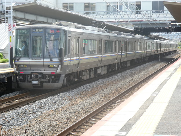 JR西日本:223系(W009)-01
