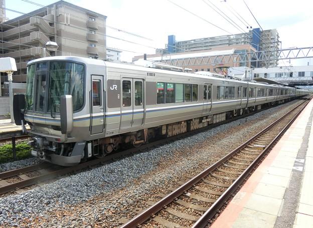 Photos: JR西日本:223系(V004・W039)-01