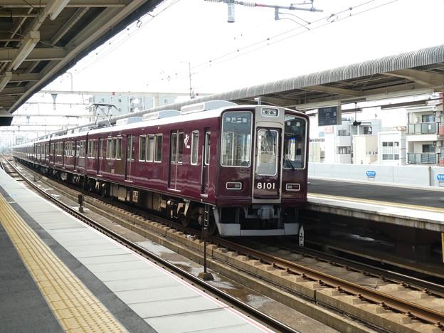 阪急:8000系(8001F)-04