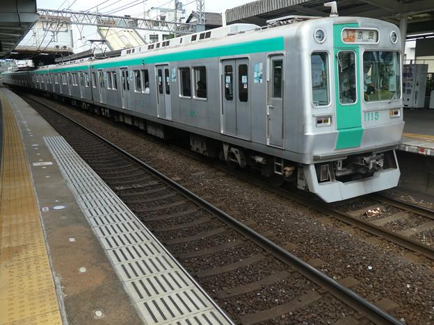 Photos: 京都市交通局:10系(1115F)-02