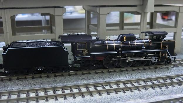 模型:C57 1号機-01