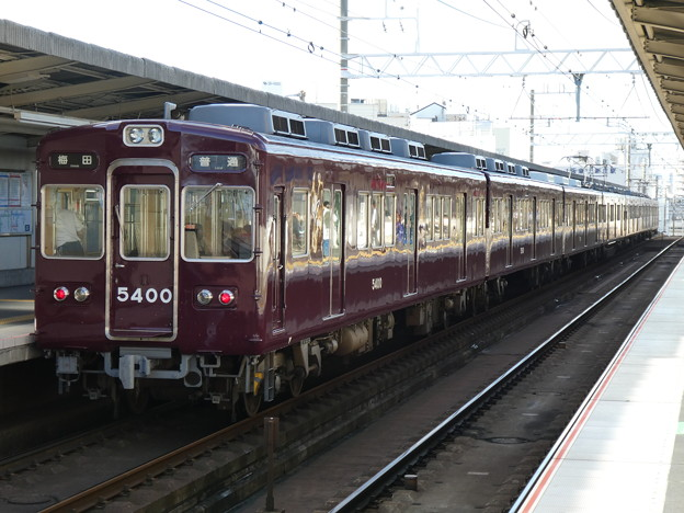 阪急:5300系(5300F)-01
