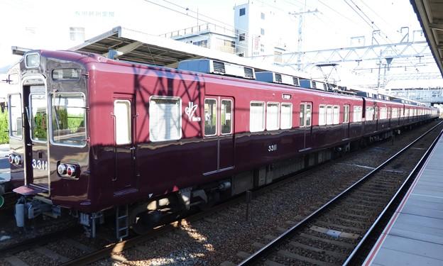 阪急:3300系(3311F)-02