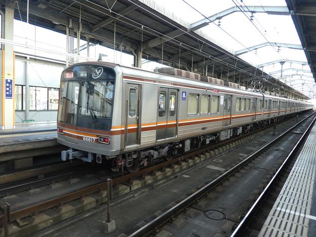 大阪メトロ:66系(66617F)-01