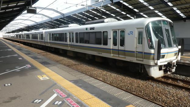JR西日本:221系(NA423・NA414)-01