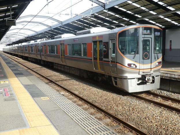 Photos: JR西日本:323系(LS09)-01