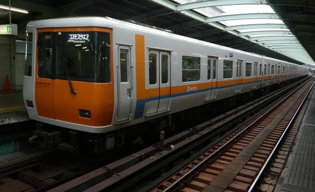 近鉄:7020系(7121F)-01
