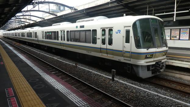 JR西日本:221系(NC607)-04