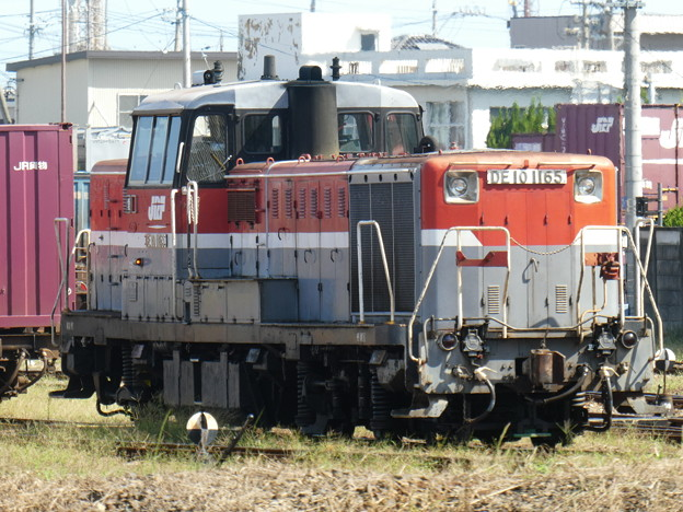 JR貨物:DE10形1000番台-02