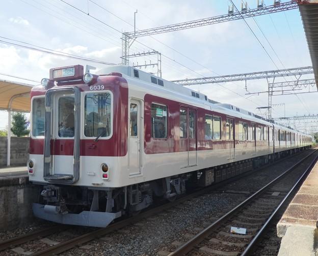 近鉄:6020系(6039F)-01