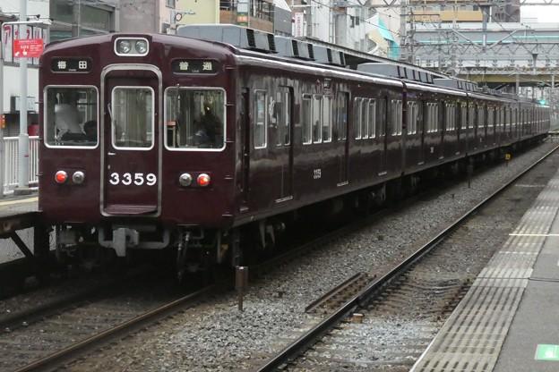 阪急:3300系(3309F)-01
