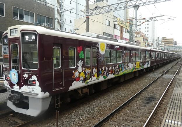 阪急:1300系(1307F)-01