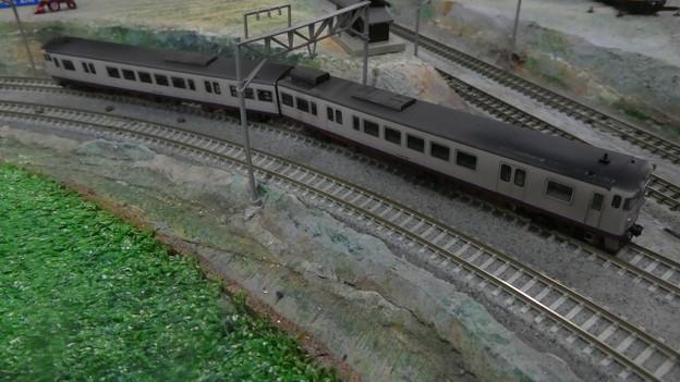 Photos: 模型:JR西日本キハ47系(岡山)-01
