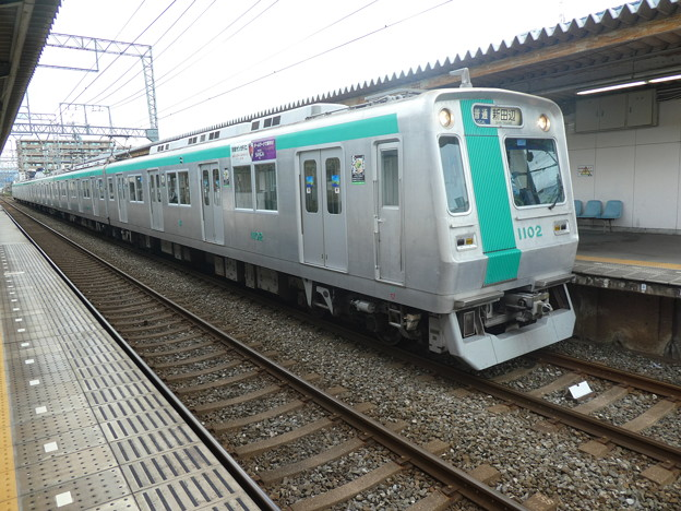 京都市交通局:10系(1102F)-03
