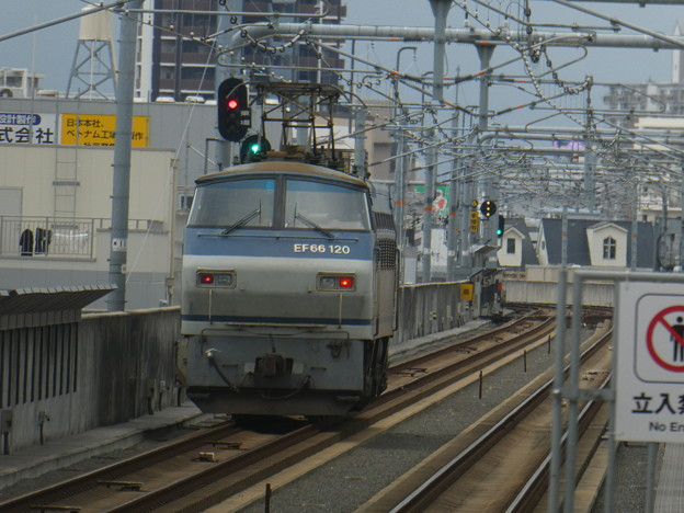 JR貨物:EF66形100番台-02