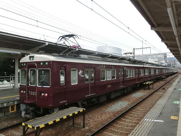 阪急:7300系(7323F・7321F)-01