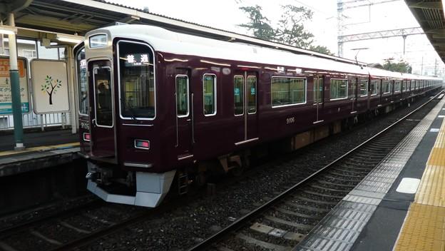 Photos: 阪急:9000系(9006F)-06
