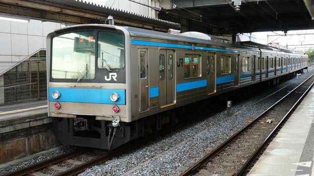 JR西日本:205系(NE408)-01