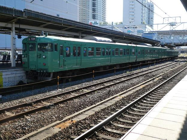 JR西日本:113系(L14)-01