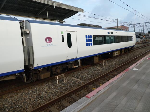 281系HA601編成の京都方先頭車クロ280-1