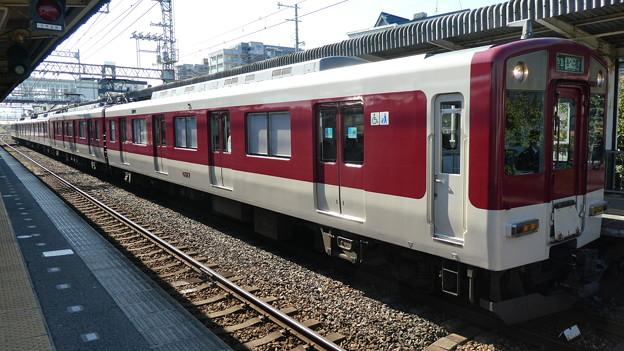 近鉄:6413系(6417F)・6020系(6031F)-01