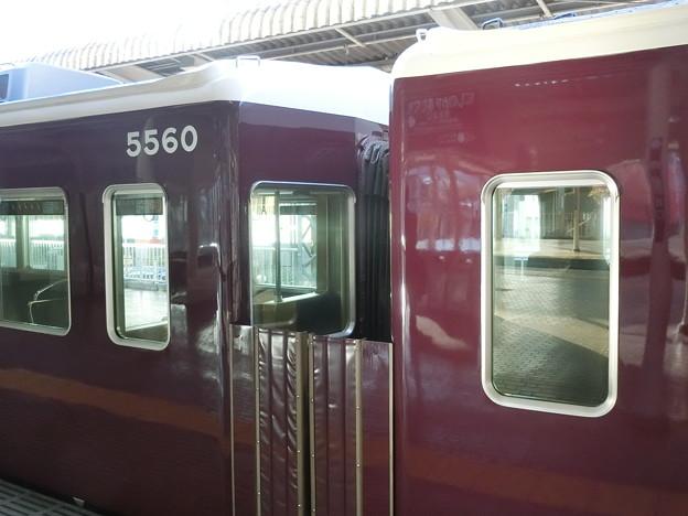 阪急5000系5560と5531-その1