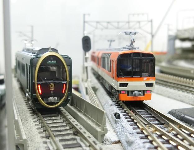 Photos: 叡電!