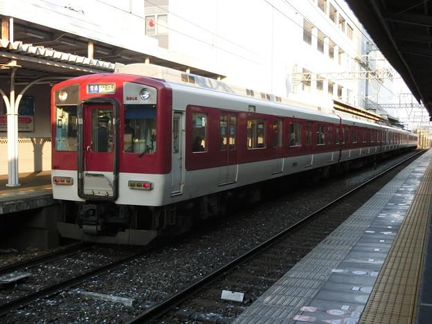 近鉄:8810系(8914F)・1233系(1235F)-01