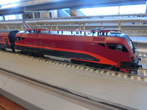 Photos: 模型:railjet-03