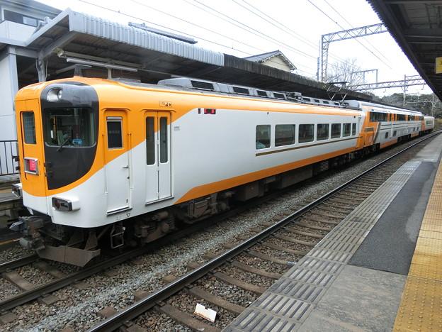 近鉄:30000系(30214F)-01
