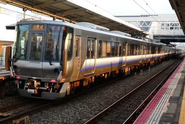 JR西日本:223系(HE403)・225系(HF442)-01