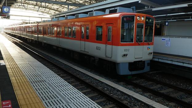 Photos: 阪神:8000系(8211F)-03