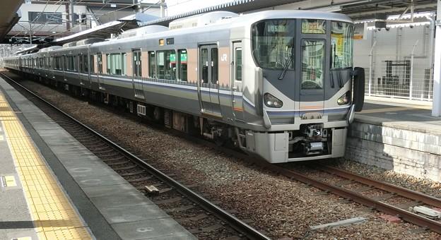 JR西日本:225系(MY01)・223系(MA22)-01