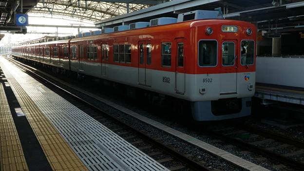 Photos: 阪神:8000系(8523F)-05