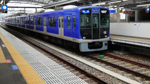 Photos: 阪神:5500系(5501F)-06