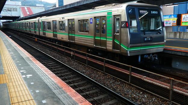 大阪メトロ:24系(24601F)-01