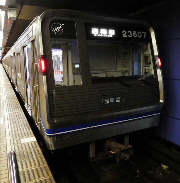 大阪メトロ:23系(23607F)-01