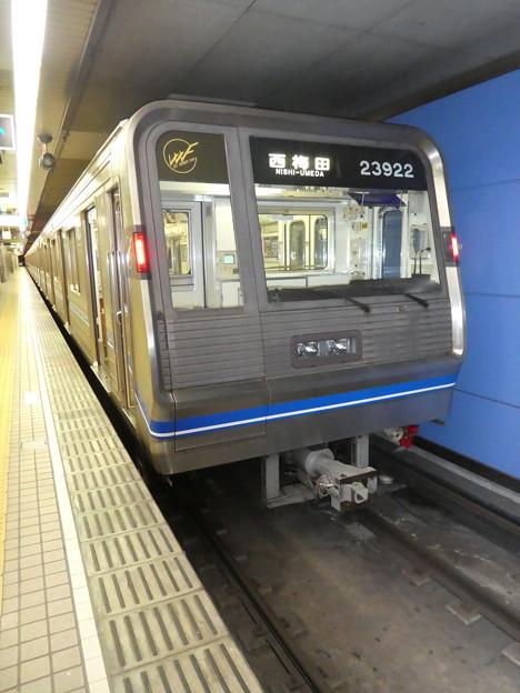 Photos: 大阪メトロ:23系(23622F)-01