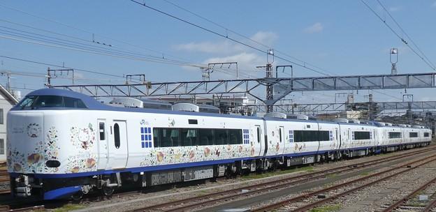 JR西日本:271系(HA656・HA653)-01