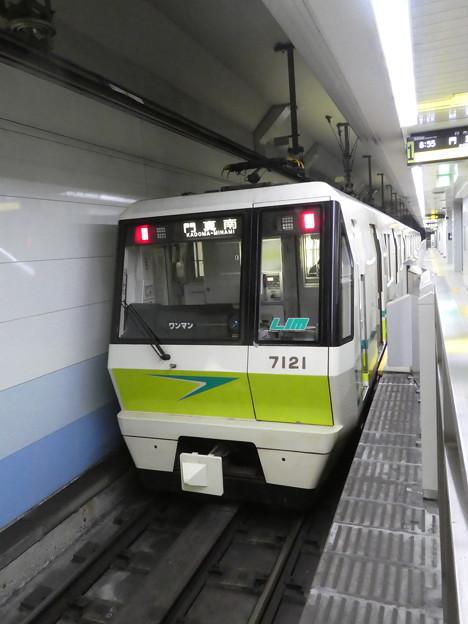 大阪メトロ:70系(7121F)-01
